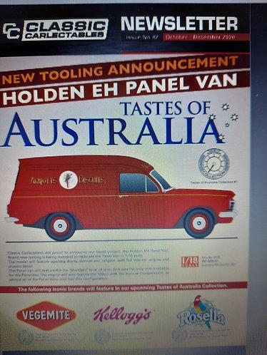 EH Holden Panelvan Arnotts Biscuits PREORDER