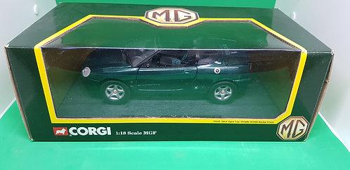 Corgi MGF 1.8i VVC Roadster Diecast Car