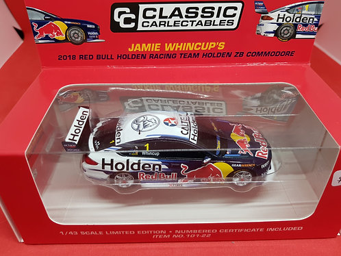 2018 HRT Whincup resin.