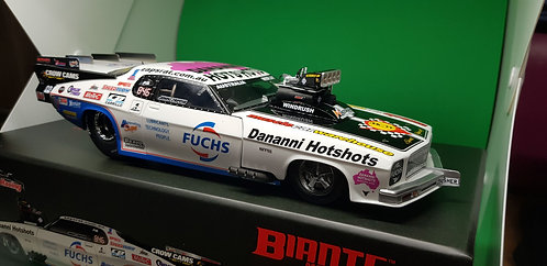 HQ Monaro Top Doorslammer Resin