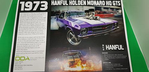 HQ Monaro Street Machine 'Hanful'