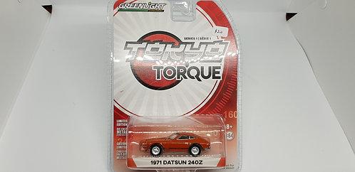 Greenlight Datsun