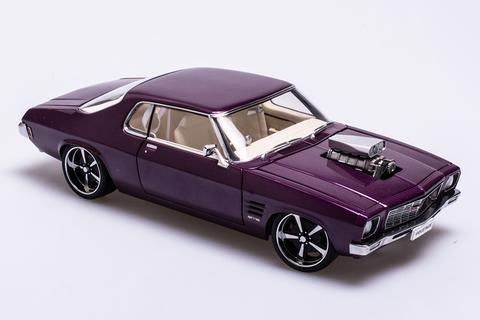 HQ Monaro Street Machine Diecast Model Car PREORDER