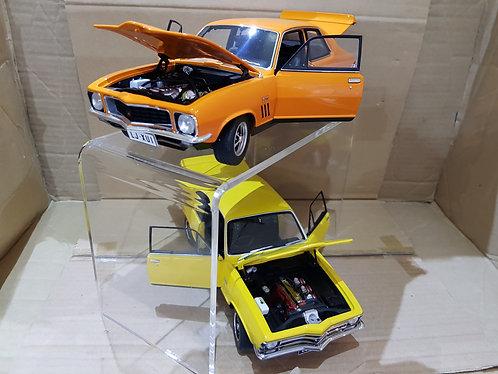 Model Car Stands x 2