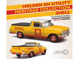 EH Holden Ute Shell Livery PREORDER