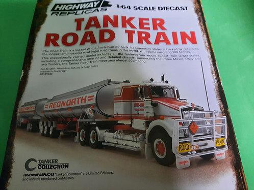 Rednorth Tanker Road Train PREORDER