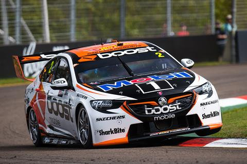 ZB Commodore 2018 Townsville Pye