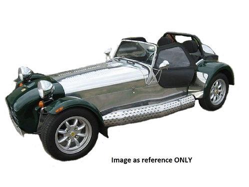 Lotus 7 Silver & Green DDA PREORDER