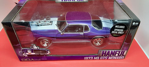 HQ Monaro 350 GTS Diecast Model Car HANFUL