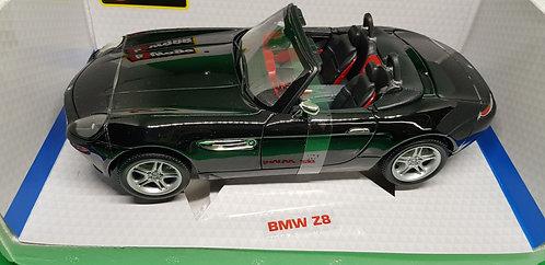 Bburago BMW Z8 Diecast Car