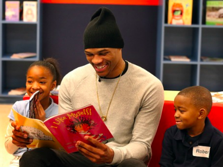 Six Children's Basketball Books To Get Them Through The Hoop Hiatus