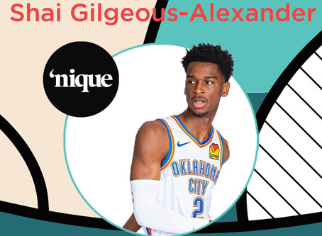 Shai Gilgeous-Alexander: In Rhythm Playlist