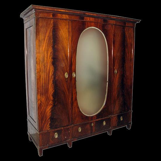 Шкаф - гардероб трехдверный