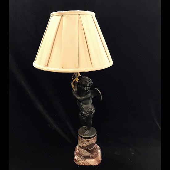 Лампа настольная «Амур»