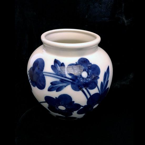 Ваза «Синие цветы»