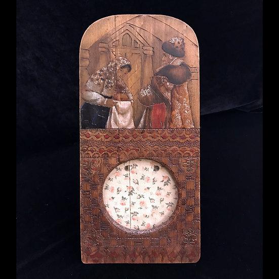 Рамка для фото «Хлеб-соль»