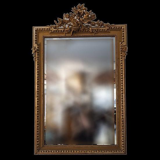 Зеркало каминное