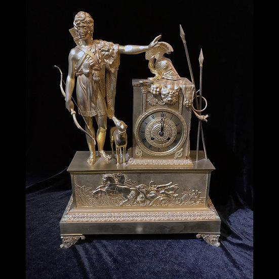 Часы каминные «Геракл»