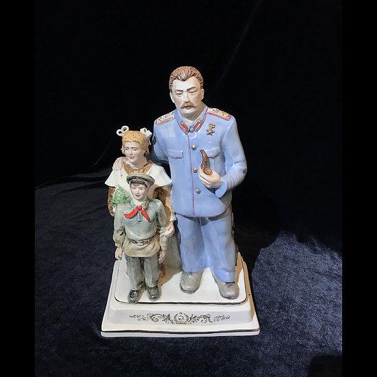 «Сталин и дети»