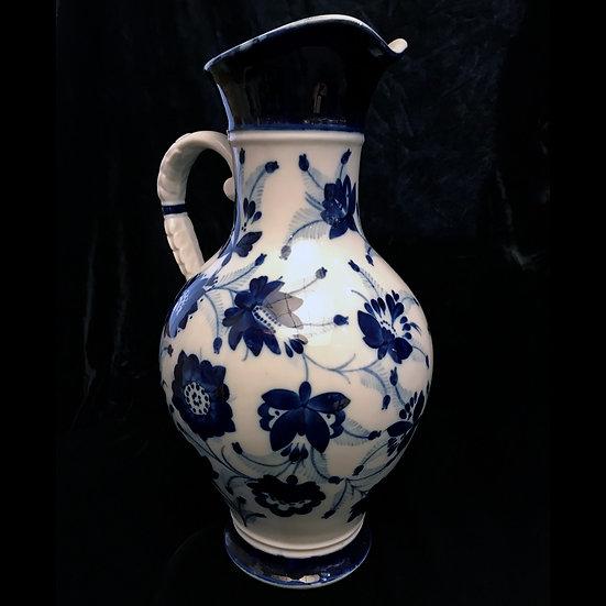 Кувшин «Синие цветы»