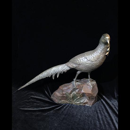 Скульптура «Фазан»