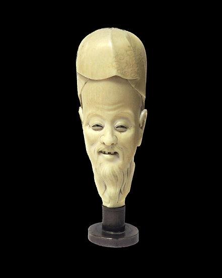 Печать  (мужская голова)