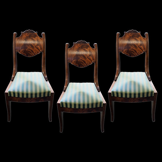 Шесть стульев в классическом стиле