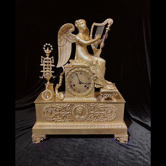 Часы каминные «Сирена»