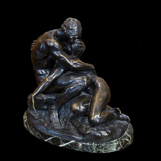 Скульптура «Адам и Ева»