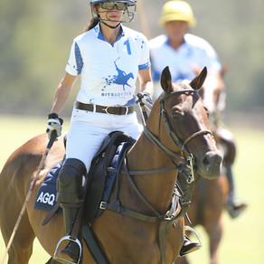 Aisha Quaintance, bringing technology into polo