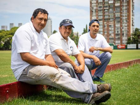 Trabajadores de Palermo