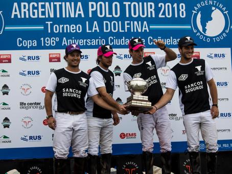 Los Tapiales, campeón en La Dolfina