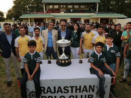 Polo in India!