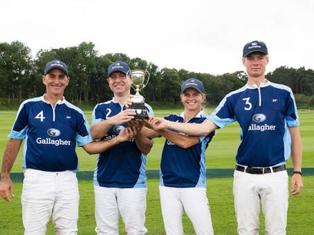 Meet Gallagher Polo Team