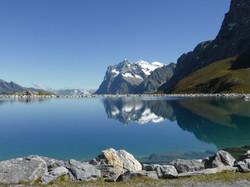 See bei der kleinen Scheidegg