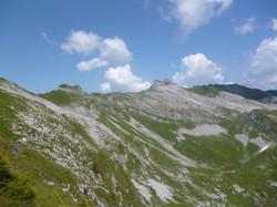 Gipfel Aussicht Schibengütsch