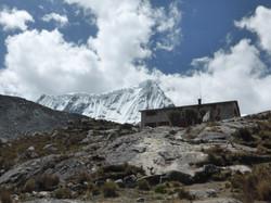 Besteigung Nevado Pisco