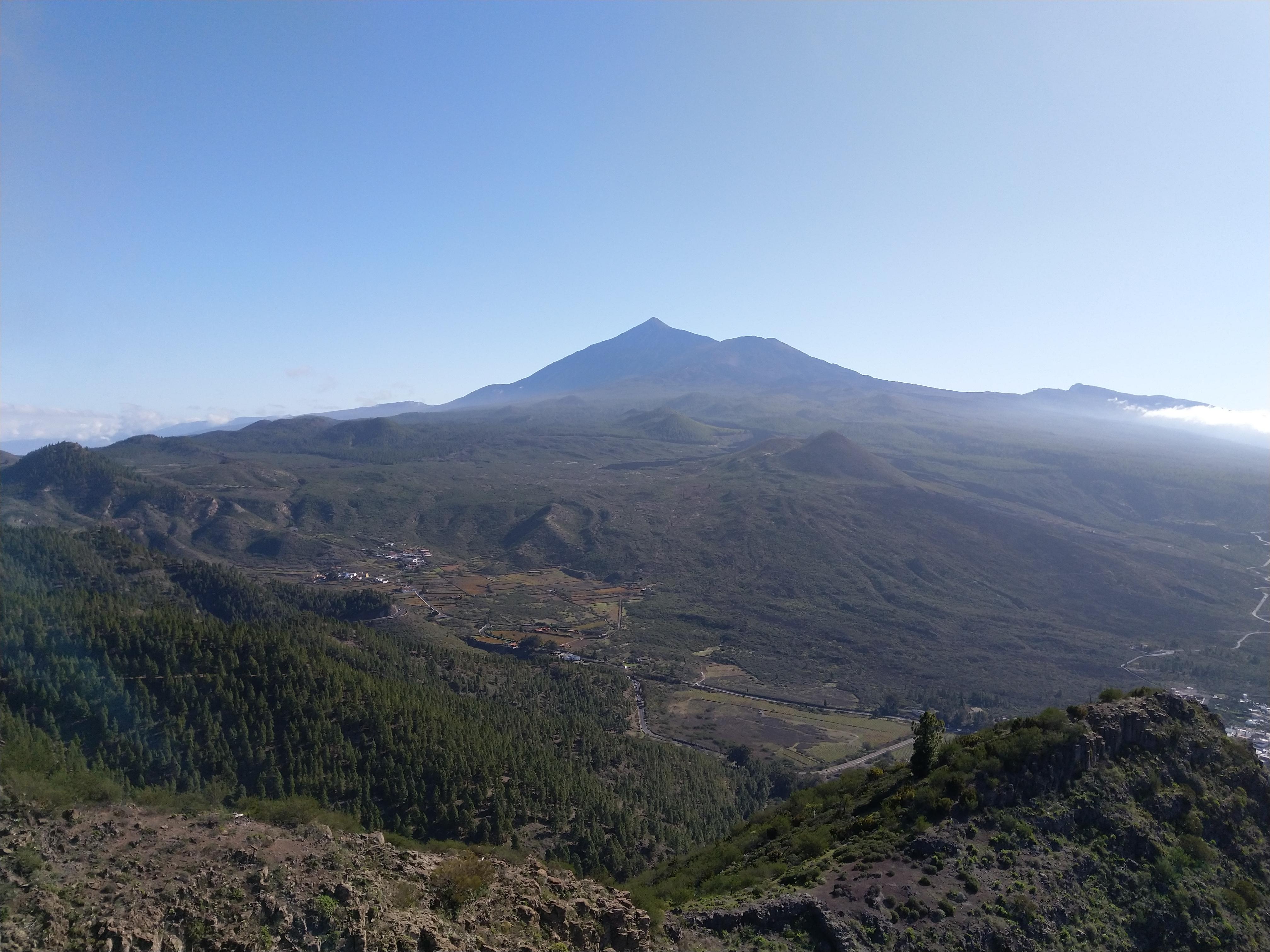 El Teide von Rundtour Masca
