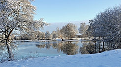 Winterandschaft - go-trekking.ch