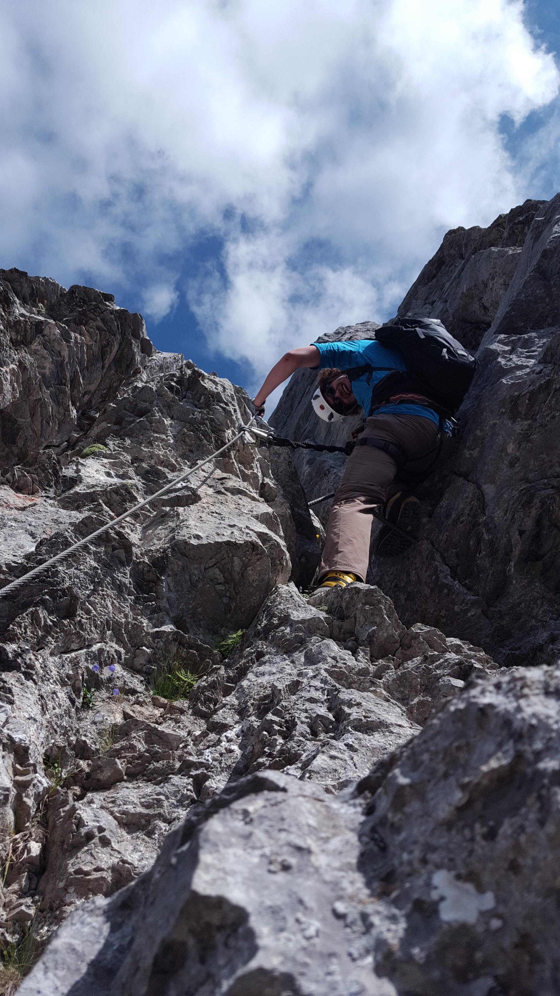 Tälli Klettersteig