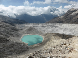 Rückweg Nevado Pisco