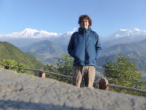 Top of Mera Peak - go-trekking.ch