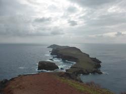Aussicht Sao Lourenco Madeira