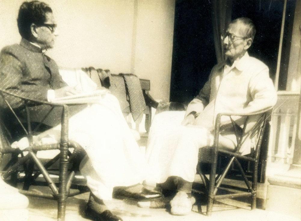 Krishna Kanta Handiqui Interview