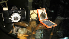 Empress of India Medal, AGFA Camera in India
