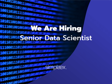 Senior Data Scientist (m/f/d)