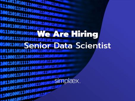 Senior Data Scientist (m/f/d)