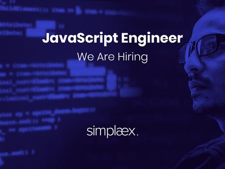JavaScript Engineer (m/f/d)