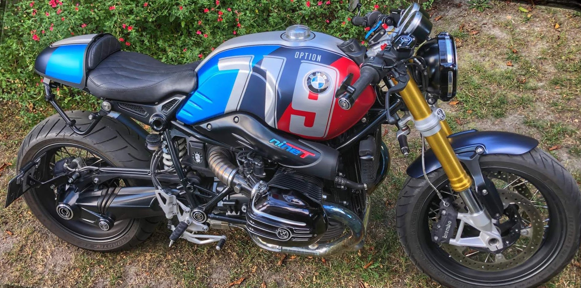 BMW R Nine-T Option 719
