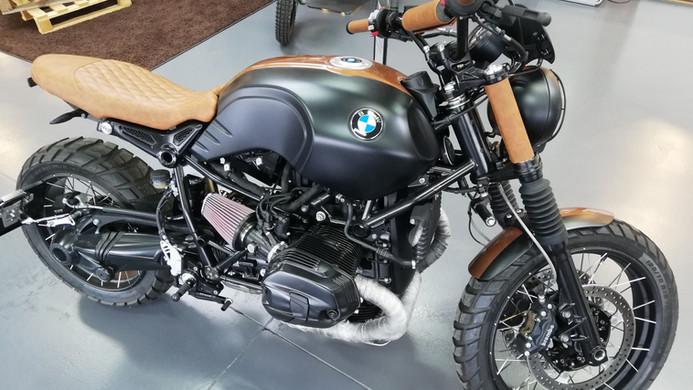 BMW R Nine T Scrambler